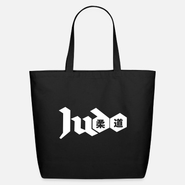 Judo - Eco-Friendly Tote Bag