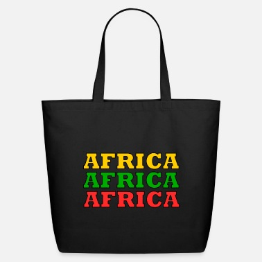 Africa Africa Africa Africa - Eco-Friendly Tote Bag