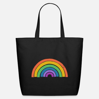 Rainbow - Eco-Friendly Tote Bag