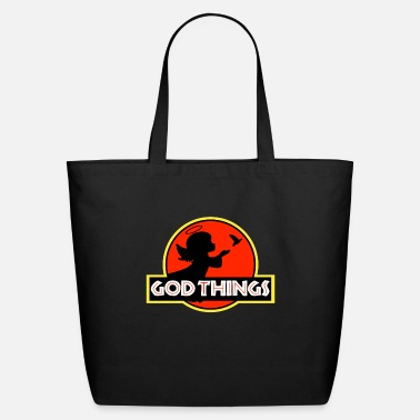 Cool Little Angel - Eco-Friendly Tote Bag