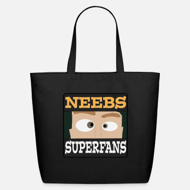 Superfans Neebs SuperFans - Eco-Friendly Tote Bag