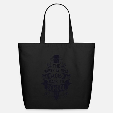 School Day Back To School - Eco-Friendly Tote Bag