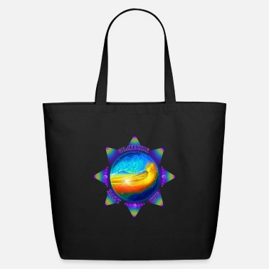 Gratitude gratitude and love - Eco-Friendly Tote Bag