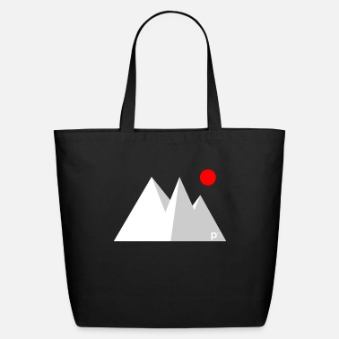 Alps alps - Eco-Friendly Tote Bag