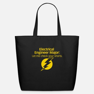 Electrical Engineer Major - Eco-Friendly Tote Bag