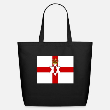 Ireland Northern Ireland Flag - Eco-Friendly Tote Bag