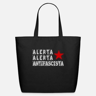 Against Antifas2 - Eco-Friendly Tote Bag