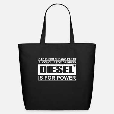 Diesel Power Diesel Power - Eco-Friendly Tote Bag