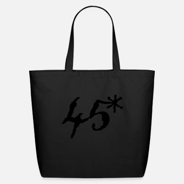 Asterisk 45 asterisk - Eco-Friendly Tote Bag