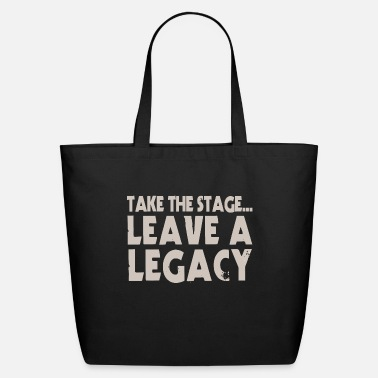 Stage Take The Stage - Eco-Friendly Tote Bag