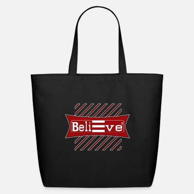 Believer Believe - Eco-Friendly Tote Bag