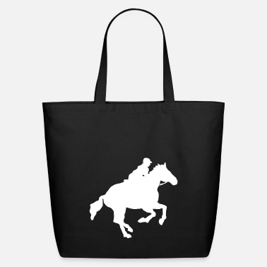Gallop gallop - Eco-Friendly Tote Bag