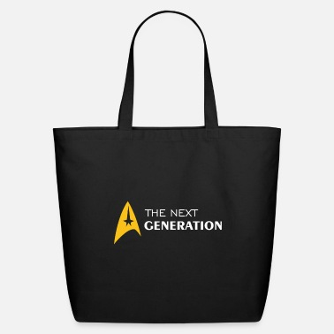 Next Generation Startrek The Next Generation Version2 - Eco-Friendly Tote Bag