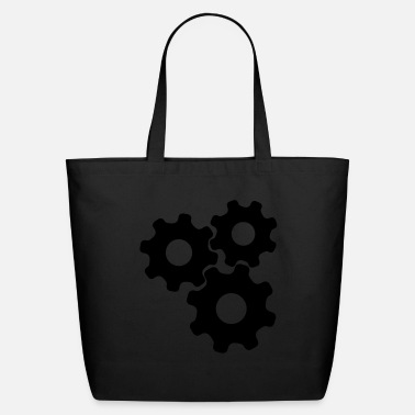 Gear Gears - Eco-Friendly Tote Bag