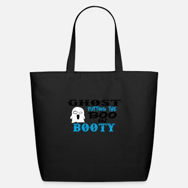 Booty Ghost - Eco-Friendly Tote Bag
