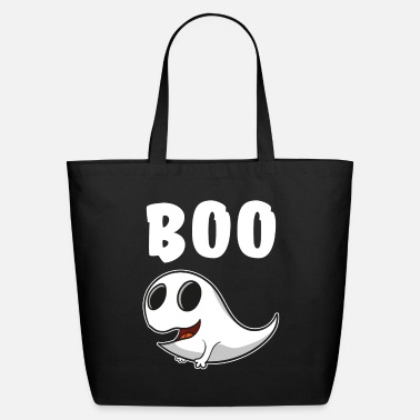 Ghost Ghost ghost boo - Eco-Friendly Tote Bag