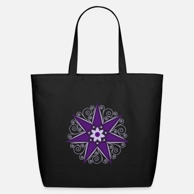 Faery Magical Power Elven Star, Perfection & Protection, Fairy, Magic - Eco-Friendly Tote Bag