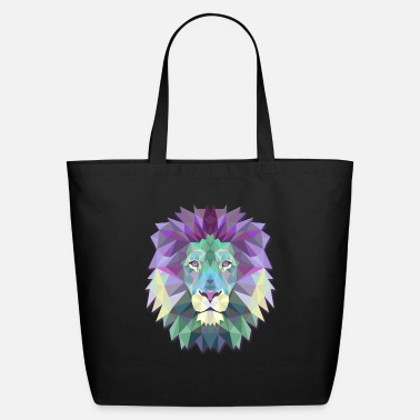 Power The Lion - Eco-Friendly Tote Bag