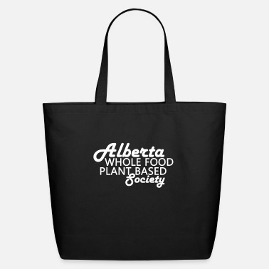Basic White Logo - Eco-Friendly Tote Bag