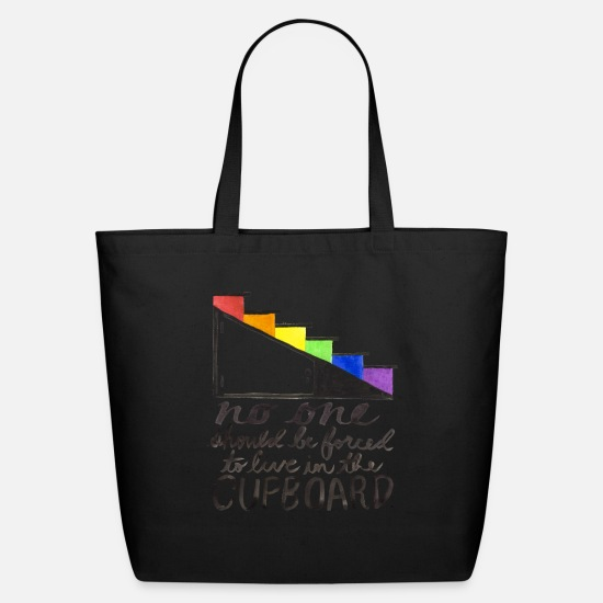 Potter Bags & Backpacks - The Cupboard alternative - Eco-Friendly Tote Bag black