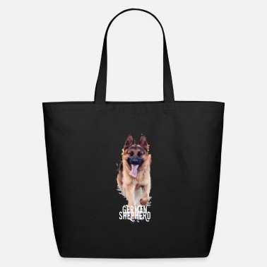 German Shepherd German Shepherd - German Shepherd - Eco-Friendly Tote Bag