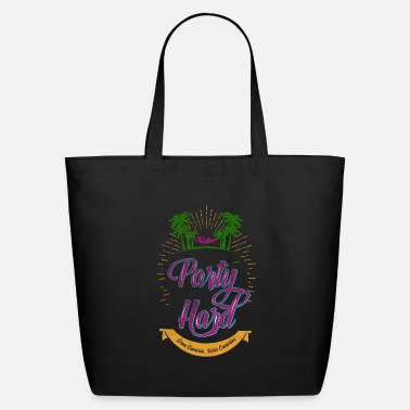 Party party - party hard - shirt - Eco-Friendly Tote Bag