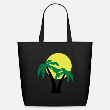 Palm Trees Palm Trees - Eco-Friendly Tote Bag
