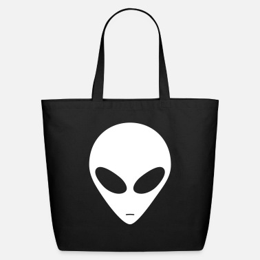 Spacemonster Alien - Eco-Friendly Tote Bag