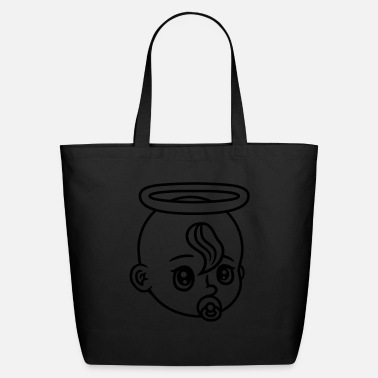 Angel angels, angels, angels, angels, angels, angels, an - Eco-Friendly Tote Bag