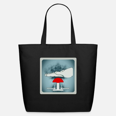 Nuclear nuclear threat - Eco-Friendly Tote Bag