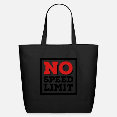 Speed speed - Eco-Friendly Tote Bag
