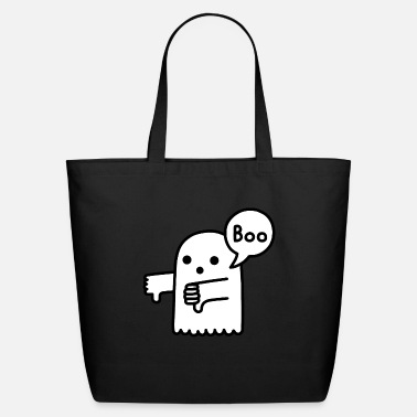 Ghost Ghost Of Disapproval Boo - Eco-Friendly Tote Bag