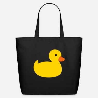 Duck rubber duck - Eco-Friendly Tote Bag