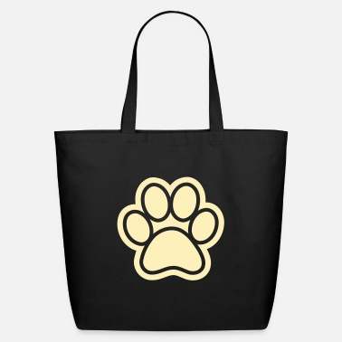 Paw Print Paw Print - Eco-Friendly Tote Bag