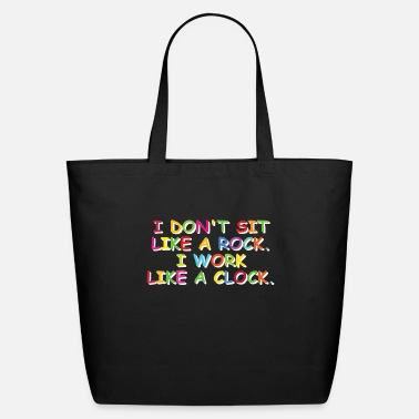 Hustle Work hard motivational quote - Eco-Friendly Tote Bag