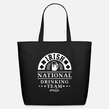 National Team Irish national drinking Team - Beer Team - Irland - Eco-Friendly Tote Bag
