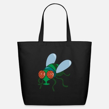 Fly Fly Insect - Eco-Friendly Tote Bag