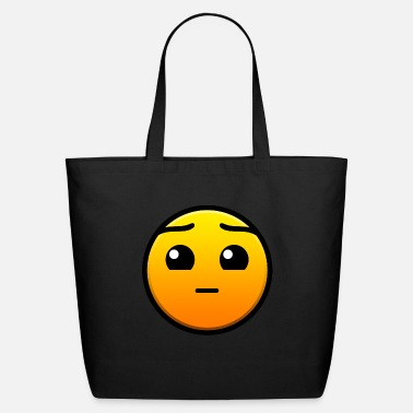 Dash Geometry Dash - Eco-Friendly Tote Bag