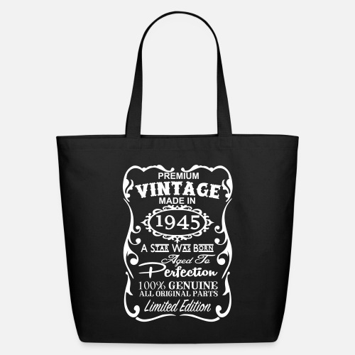 Eco Friendly Tote Bag72nd Birthday Gift Ideas For Men And Women Unique