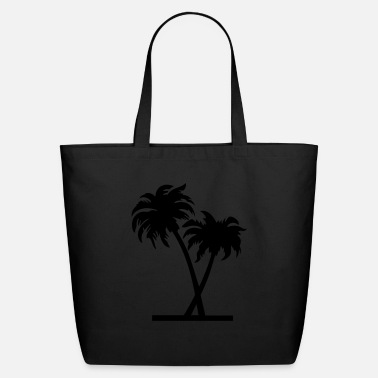 Palm Trees palm - palm tree - Eco-Friendly Tote Bag
