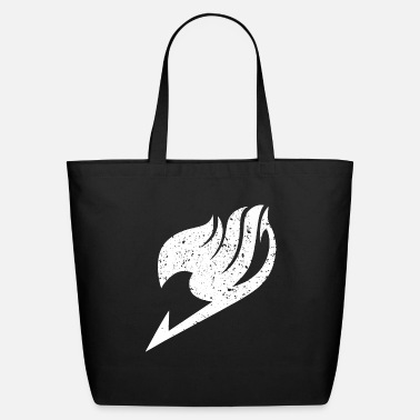 Fairy Tail Black fairy Tail - Eco-Friendly Tote Bag