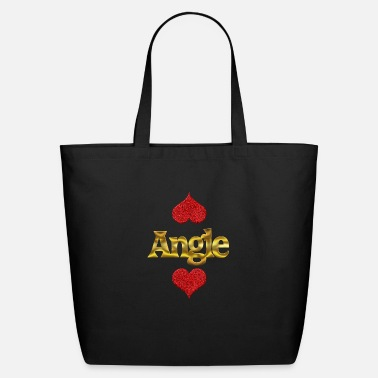 Angle Angle - Eco-Friendly Tote Bag