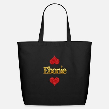 Ebony Ebonie - Eco-Friendly Tote Bag