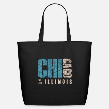 Chicago chicago - Eco-Friendly Tote Bag