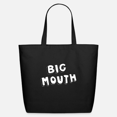 Mouth Big mouth Netflix - Eco-Friendly Tote Bag