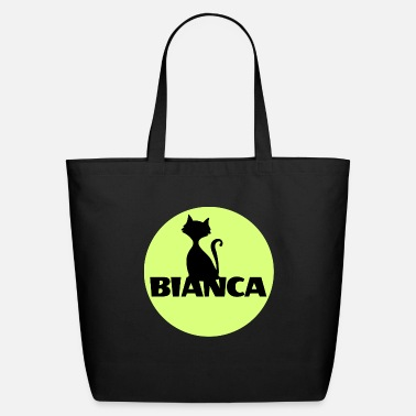 First Name Bianca name first name - Eco-Friendly Tote Bag
