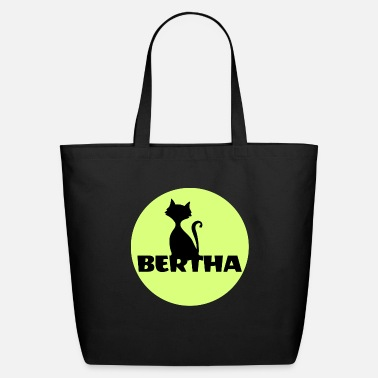 First Name Bertha name first name - Eco-Friendly Tote Bag