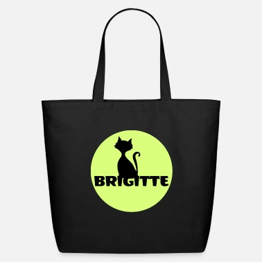 First Name Brigitte name first name - Eco-Friendly Tote Bag