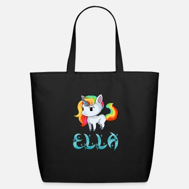 Ella Ella Unicorn - Eco-Friendly Tote Bag