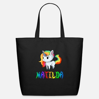 Matilda Matilda Unicorn - Eco-Friendly Tote Bag